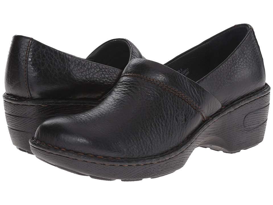 Born Toby II (Black) Clogs
