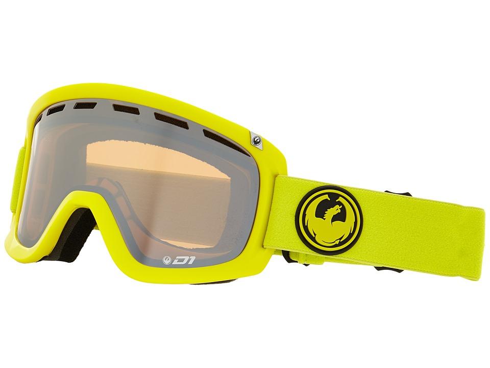 Dragon Alliance D1 Vivid/Ionized Goggles