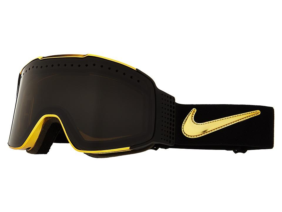 Dragon Alliance Fade X Nike Sage Signature/Dark Smoke/Yellow Red Iion Goggles