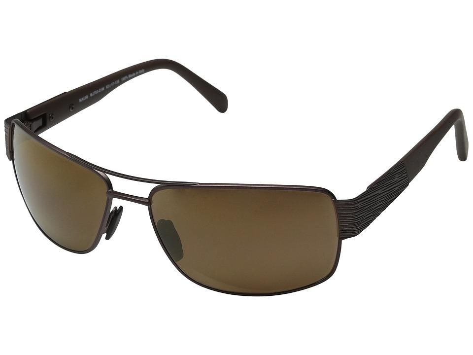 Maui Jim - Ohia (Chocolate/HCL Bronze) Fashion Sunglasses