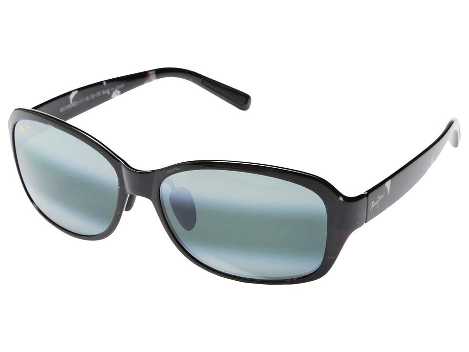 Maui Jim - Koki Beach (Grey And Black Tortoise/Neutral Grey) Fashion Sunglasses