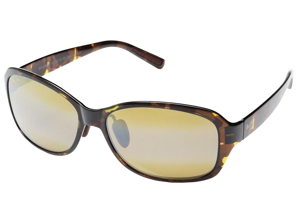 Maui Jim Koki Beach Olive Tortoise/HCL Bronze Fashion Sunglasses