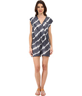 Velvet by Graham & Spencer - Haiti Voile Tie-Dye Romper