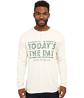 Life is good - Thermal Sleep Henley