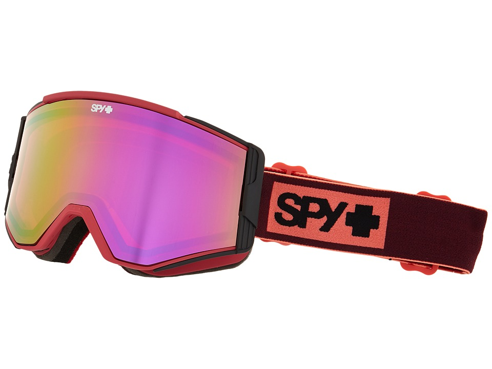 Spy Optic Ace Elemental Blush/Pink/Pink Spectra/Pink Goggles