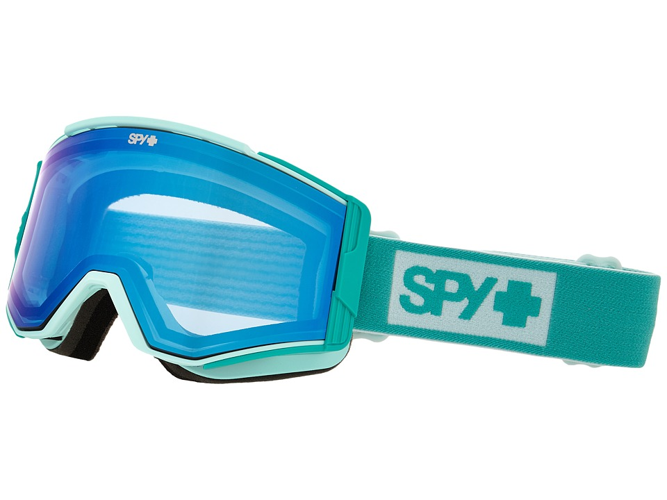 Spy Optic Ace Elemental Mint/Blue Contact/Bronze Goggles