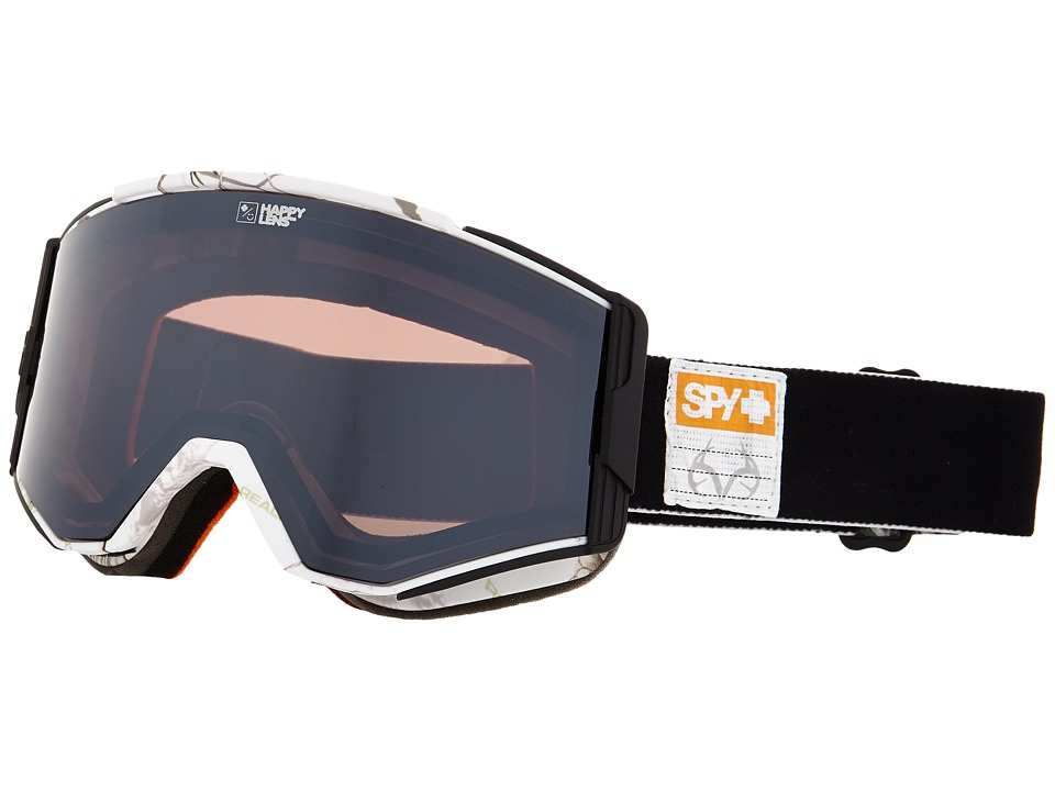 Spy Optic Ace Spy/Real Tree/Happy Bronze/Silver Mirror/Happy Persimmon Goggles