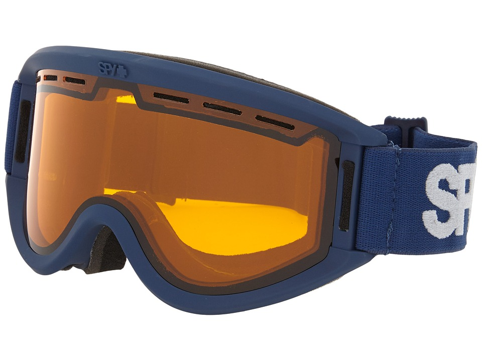 Spy Optic Getaway (Matte Navy/Persimmon) Goggles