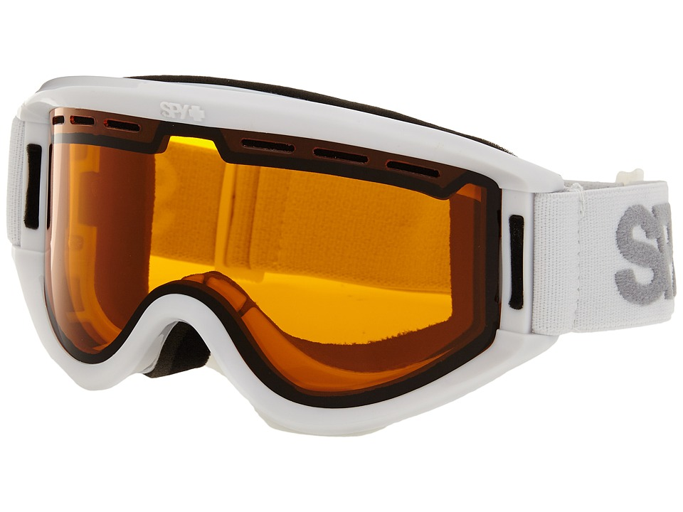 Spy Optic Getaway (White/Persimmon) Goggles