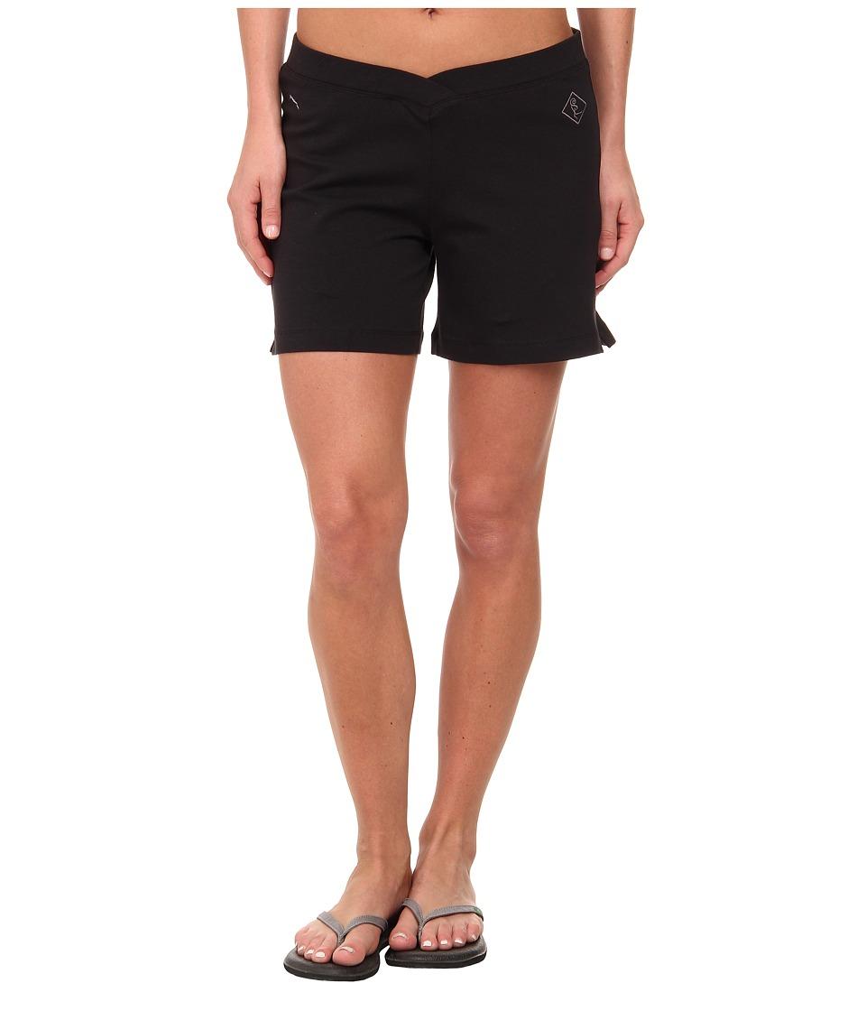 Stonewear Designs - Stonewear Shorts (Black) Womens Shorts