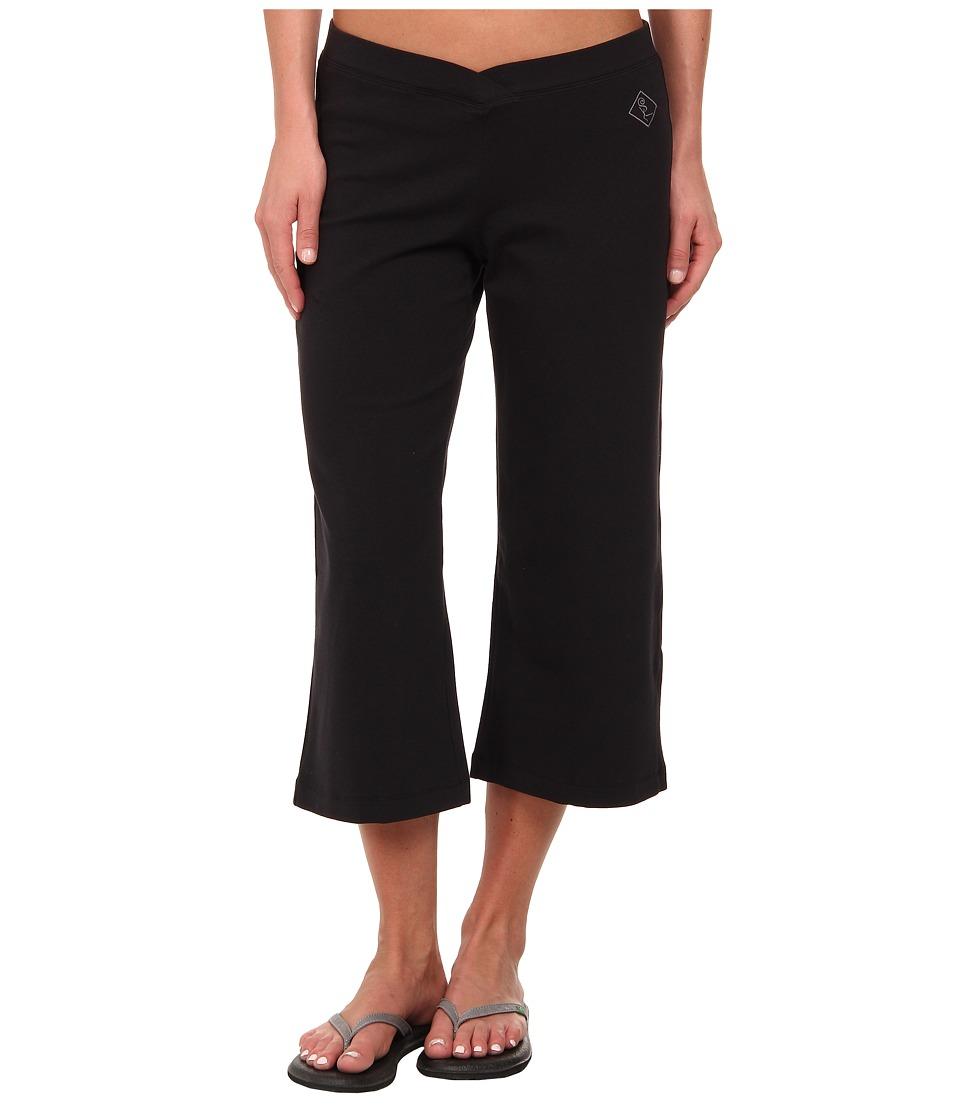 Stonewear Designs - Stonewear Crop (Black) Womens Shorts