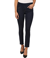 Jag Jeans - Amelia Pull-On Slim Ankle Comfort Denim in Dark Shadow