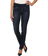 Jag Jeans - Odessa Pull-On Straight Comfort Denim in Blue Shadow