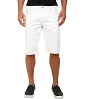 True Religion - Ricky Shorts w/ Flap Core - Optic White