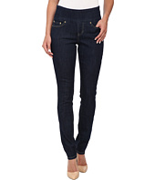 Jag Jeans - Chandler Pull-On Skinny Comfort Denim in Dark Shadow