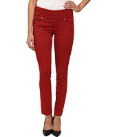 Jag Jeans - Nora Pull-On Skinny Knit Denim in Cayenne