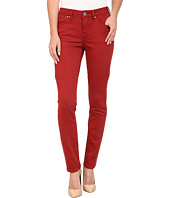 Jag Jeans - Janette Mid Rise Slim Knit Denim in Cayenne