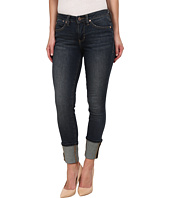 Jag Jeans - Evan Long Cuff Mid Rise Slim Ankle Capital Denim in Melrose