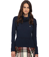 Vivienne Westwood - Basic Knitwear Voluminous Roll Neck Sweater