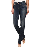 Jag Jeans - Sophie Mid Rise Straight Capital Denim in Blue Ridge