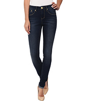 Jag Jeans - Laramie Mid Rise Skinny Alpha Denim in Blue Elvis