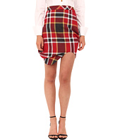 Vivienne Westwood - Washed Tartan Animal Skirt