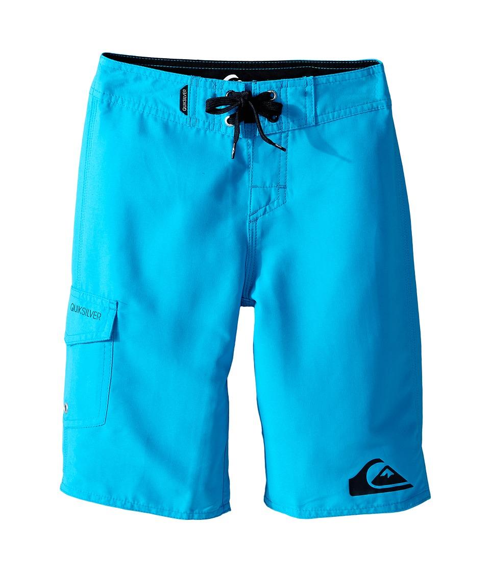 Quiksilver Kids Everyday Boardshorts Big Kids Hawaiian Ocean Boys Swimwear