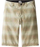 Quiksilver Kids - Everyday Plaid Amphibian (Big Kids)