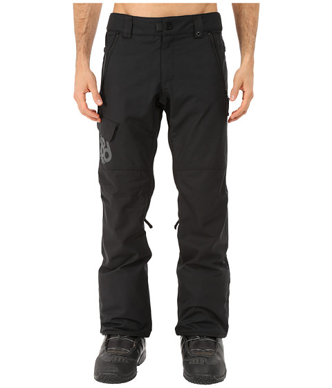 686 Authentic Rover Pants - Black 1