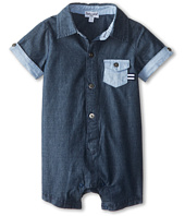 Splendid Littles - Oxford Chambray Romper (Infant)