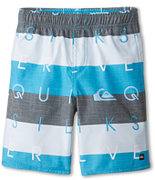 Quiksilver Kids - Letterpress VL (Toddler/Little Kids)