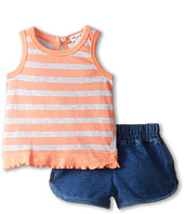 Splendid Littles - Classic Stripe Indigo Shorts Set (Infant)