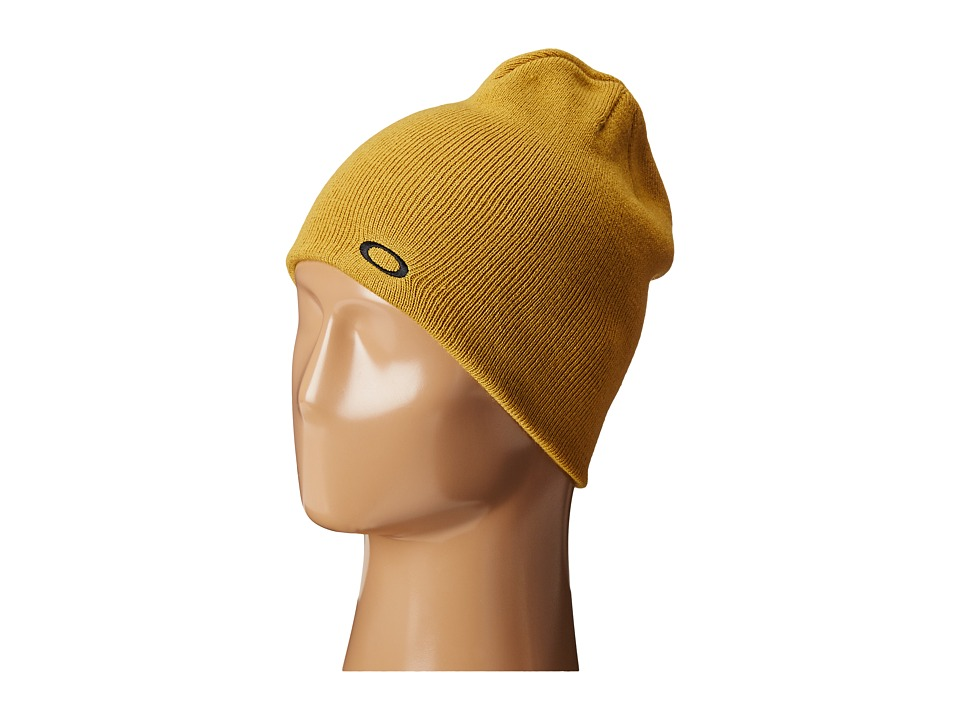 Oakley Fine Knit Beanie Copper Canyon Knit Hats