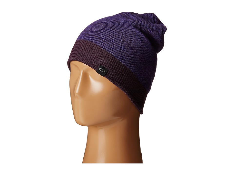 Oakley V Rock Beanie Purple Shade Beanies