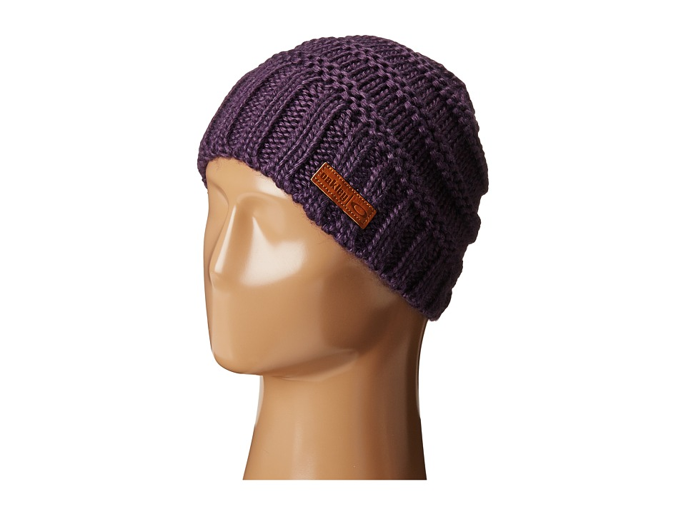 Oakley Sunburst Beanie Purple Shade Beanies