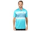 Nike Golf Tiger Woods Velocity Glow Stripe Polo Shirt
