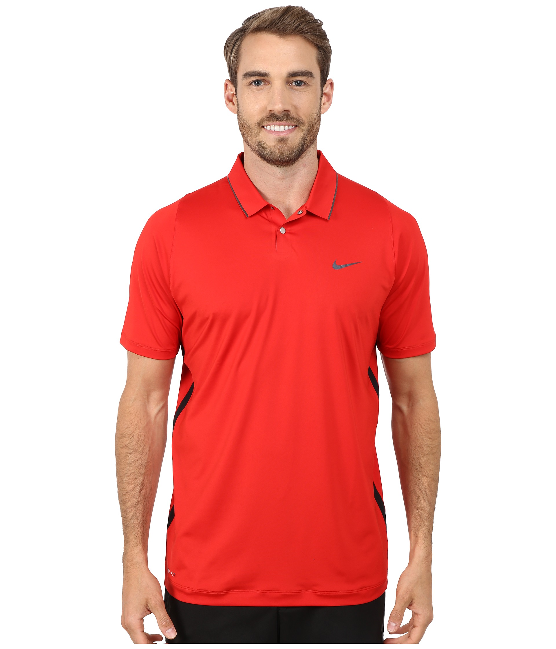 Nike Golf t Shirt Nike Golf Tiger Woods Velocity