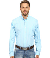 Cinch - Long Sleeve Plain Weave Stripe Shirt