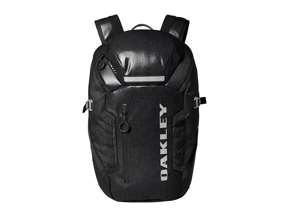 Oakley - Voyage 25 Pack (Jet Black) Backpack Bags