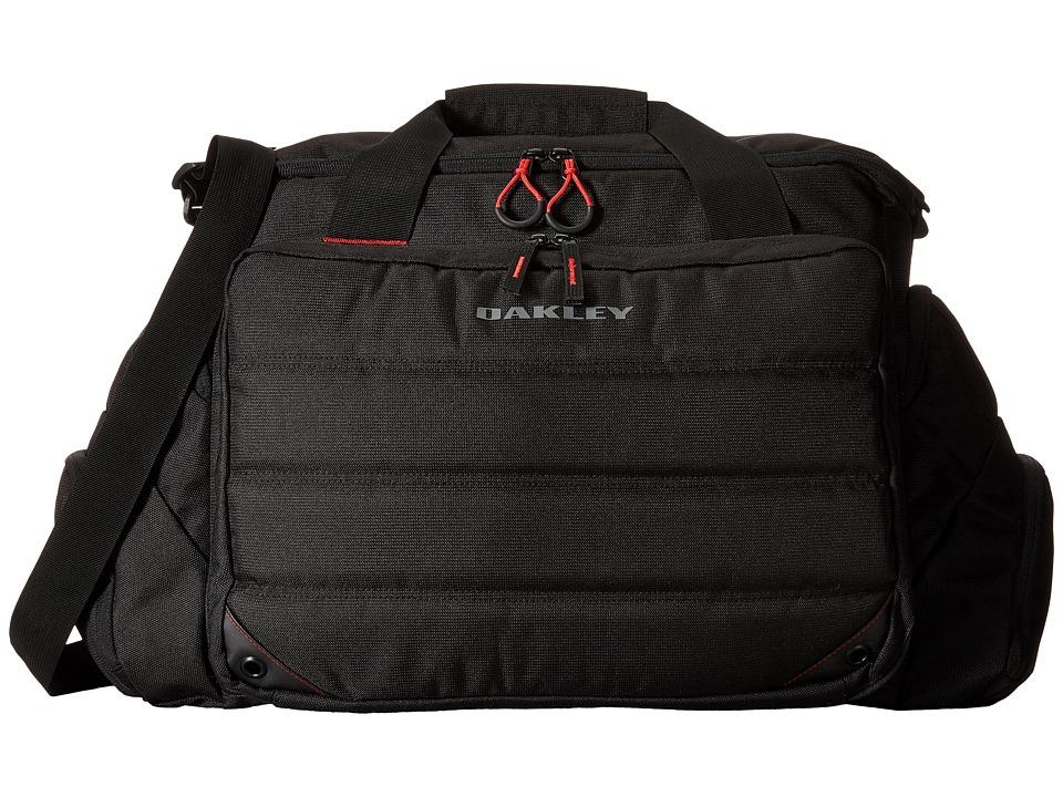 Oakley - Breach Range Bag (Black) Duffel Bags