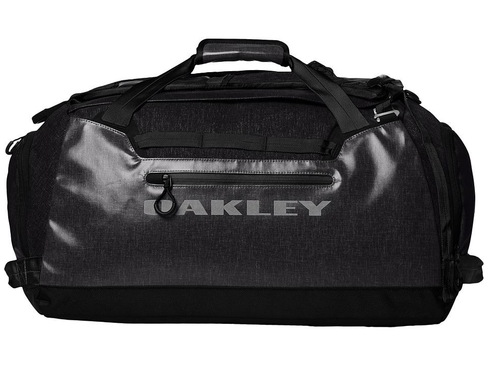 Oakley - Voyage 60 Duffel (Jet Black) Duffel Bags