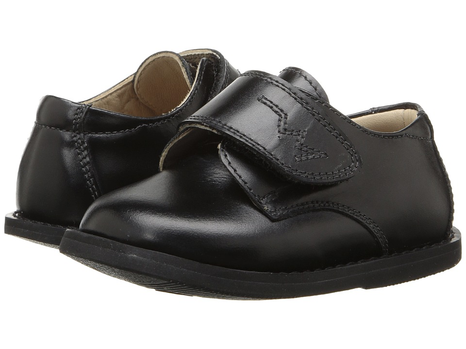 Elephantito - Scholar (Infant/Toddler) (Black) Boys Shoes