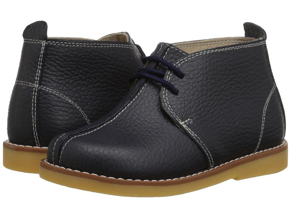 Elephantito Vintage Bootie Toddler/Little Kid/Big Kid Navy Boys Shoes