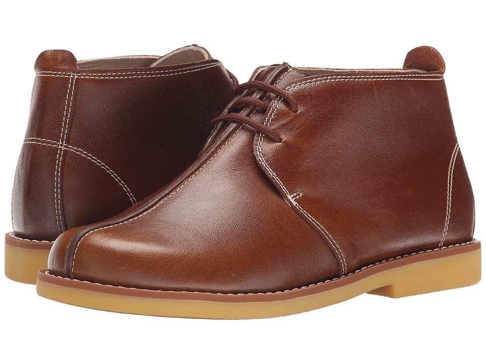 Elephantito Vintage Bootie Toddler/Little Kid/Big Kid Brown Boys Shoes