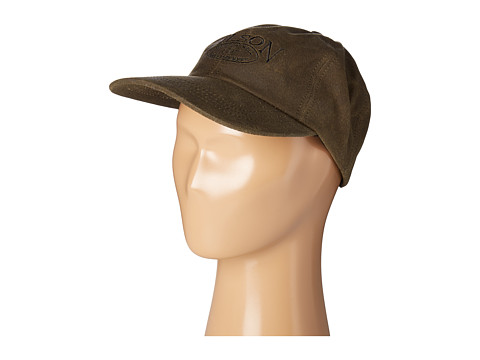 Filson Tin Cloth Low Profile Cap - Otter Green