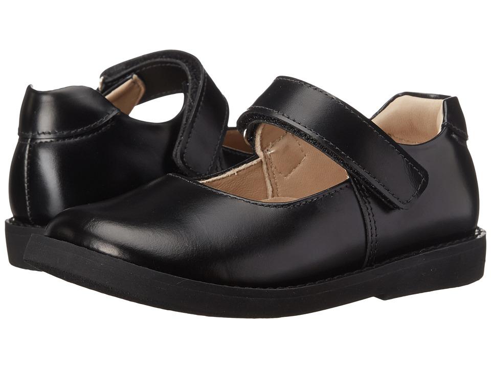 Elephantito Scholar Mary Jane (Toddler/Little Kid/Big Kid) (Black) Girls Shoes