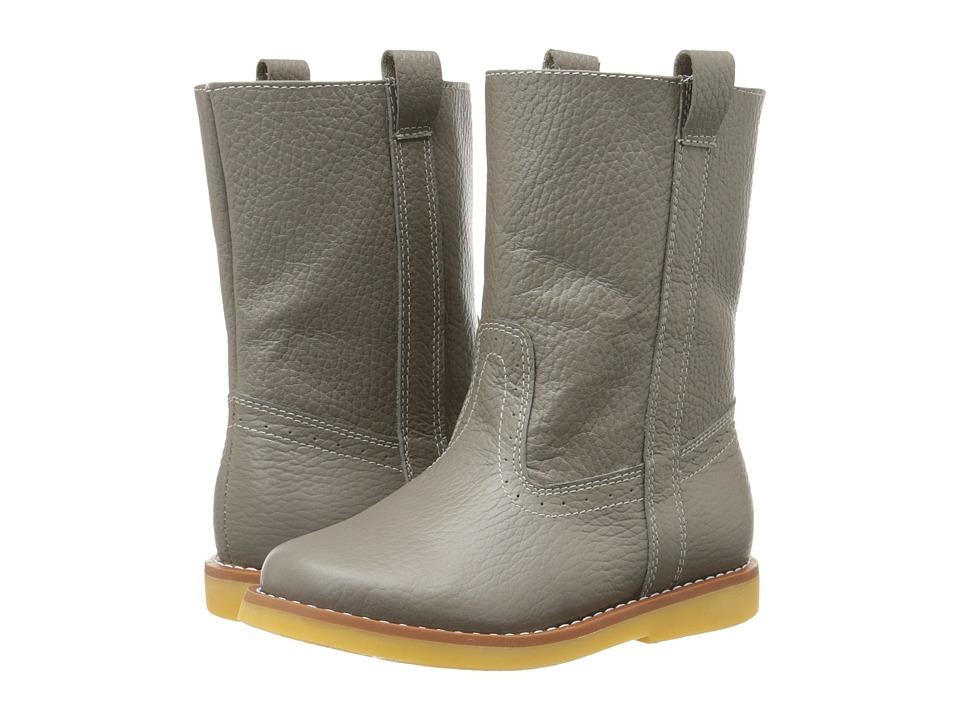 Elephantito Western Boot Toddler/Little Kid/Big Kid Gray Cowboy Boots