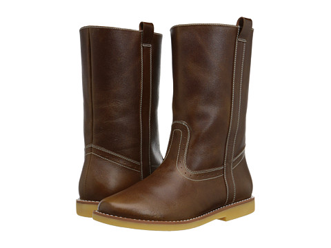 Elephantito Western Boot (Toddler/Little Kid/Big Kid) - Brown