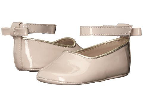 Elephantito Alessia Flat (Infant/Toddler) - Patent Pink Blush