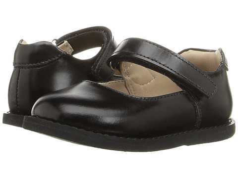 Elephantito Scholar Mary Jane (Infant/Toddler) - Black
